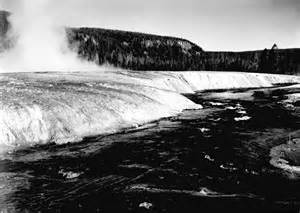 Ansel Adams Yellowstone