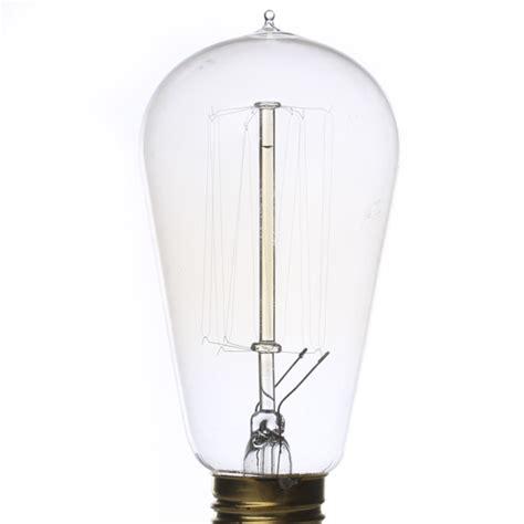 4 75 quot vintage 60 watt edison style light bulb lighting