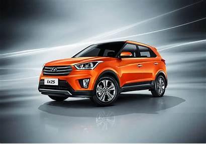 Creta Hyundai Wallpapers Background Suv Desktop Cars