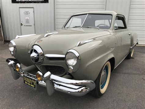 For Sale by 1950 Studebaker Chion For Sale