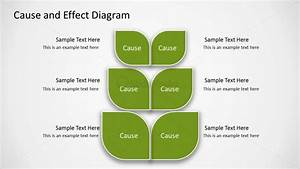 Cause  U0026 Effect Slide Design For Powerpoint With Tree