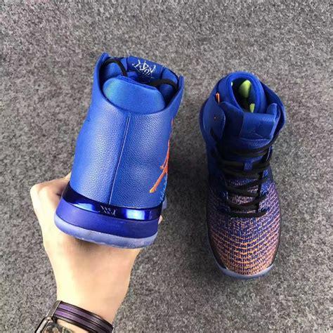 Nike Air Jordan Xxxi 31 Supernova Concord Mango Men