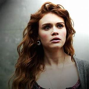 "Lydia Martin from MTV's ""Teen Wolf,"" played by actress ..."