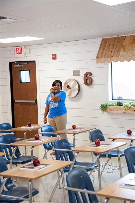 marketing classroom fixer classroom makeover hgtv s decorating