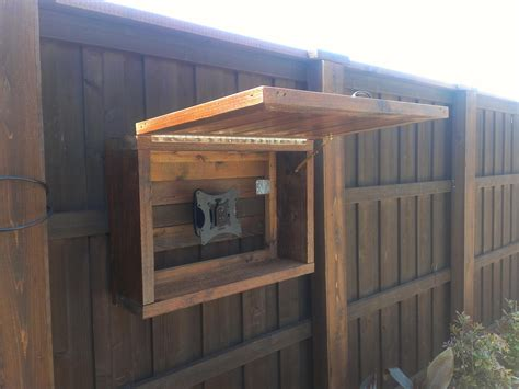 waterproof outdoor tv cabinet weatherproof outdoor cabinets pictures to pin on pinterest