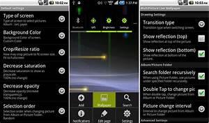 MultiPicture Live Wallpaper para Android :: Imágenes y fotos