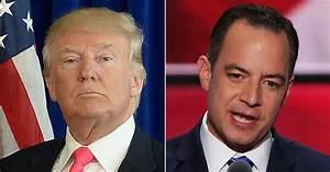 Donald Trump Names Priebus Chief of Staff, Bannon ...