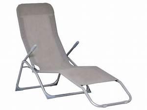 Chaises Longues Pas Cher : chaise longue salon conforama ~ Teatrodelosmanantiales.com Idées de Décoration