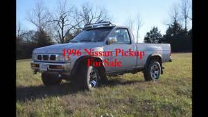 1996 Nissan Pickup For Sale