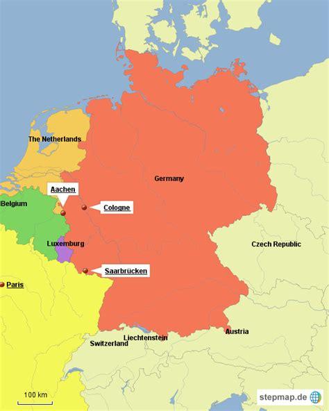Sind Benelux Staaten by Germany Benelux Nadiasa Landkarte F 252 R Deutschland