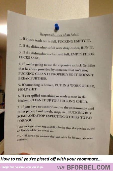 Roommate Agreement   Easy  Understand