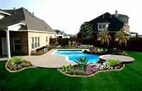 magnificent small patio landscape design ideas Amazing Backyard Pool Designs Swimming Design Pools Small ...