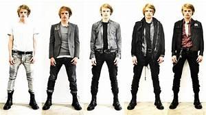 Punk Rock Style Men