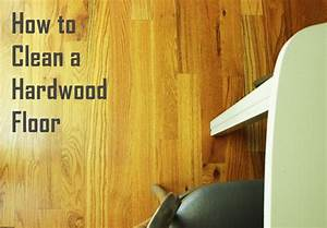 how to clean hardwood floors With how to disinfect wood floors