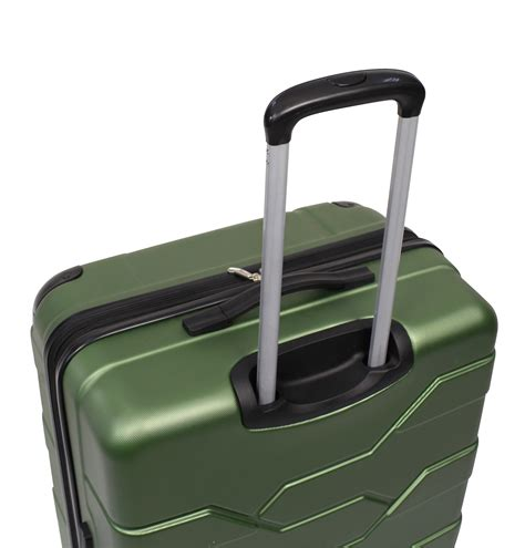 Sharper Image Sharper Image Windrunner 20 Inch Hardside Luggage Ebay