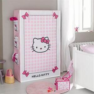 Chambre Hello Kitty : le ph nom ne hello kitty dans la d coration galerie photos d 39 article 5 14 ~ Voncanada.com Idées de Décoration