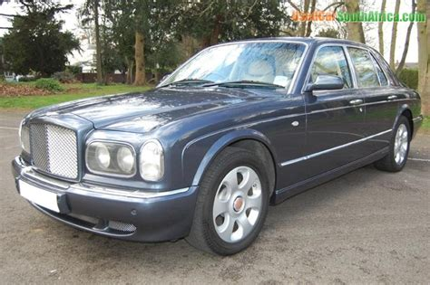 2000 Bentley Arnage Red Label Used Car For Sale In Durban