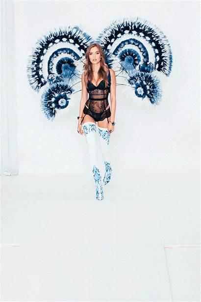 Josephine Skriver Secret Wings Coveteur Victorias Victoria