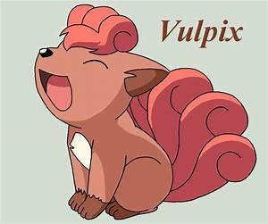 Vulpix Images   Pokemon Images