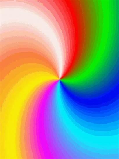 Colors Spinning Gifs Rainbow Caption Tenor
