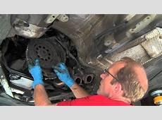 Replacing a BMW Selfadjusting Clutch & Dualmass Flywheel