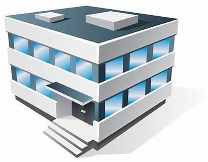 Building Clip Office 3d Clipart Houses Buildings