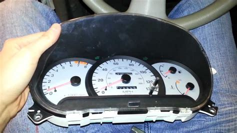 hyundai elantra dashboard warning lights
