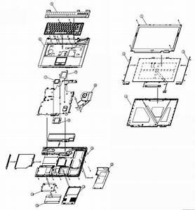 Acer Aspire Parts List