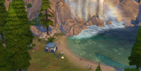 The Sims 4 Outdoor Retreat (Game Pack)   Sims Online