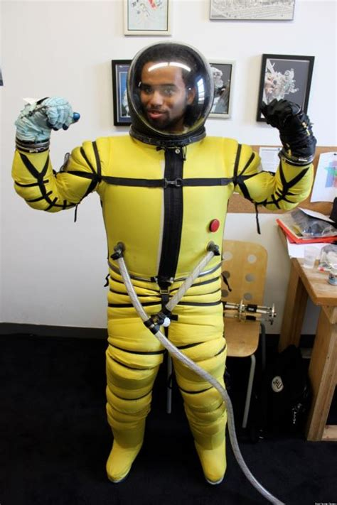 space suit iron diving skydiving movies future revolutionary prototype parachute frontier rl rival anything seen ever mark wearing technology final