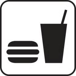 Snack Bar Sign Clip Art