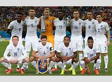 World Cup Can you name all the members of England's 2014