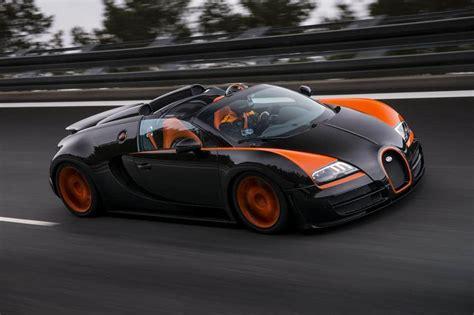 Bugatti Veyron Grand Sport Vitesse Wrc Edition Unleashed