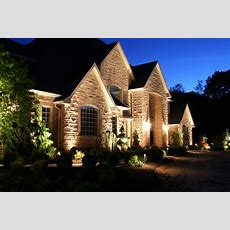 Landscape Lighting In Glen Mills, Garnet Valley, & Media Pa