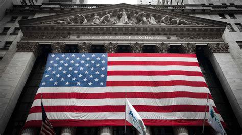 New York Stock Exchange (nyse) United States Uhd 4k