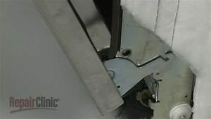 Ge Dishwasher Door Hinge Arm Replacement  Right
