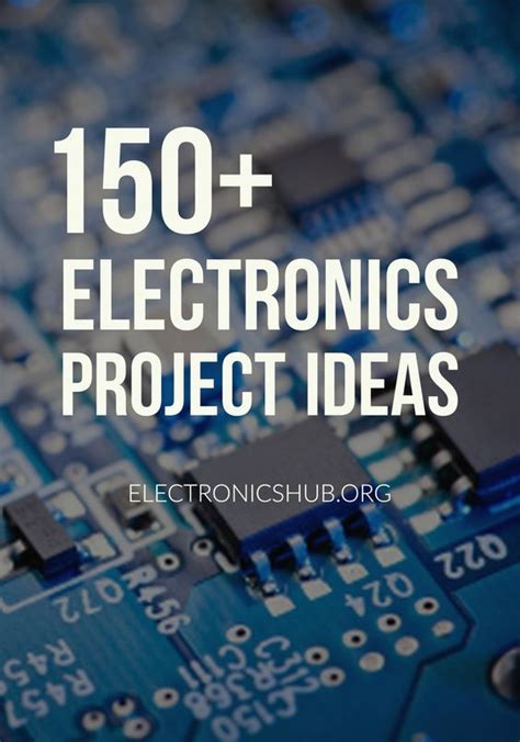 Electronics Projects For Engineering Students Epic