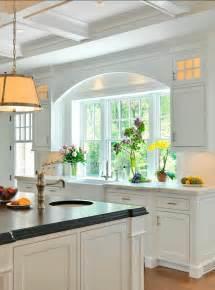 kitchen window ideas gambrel shingled home home bunch interior