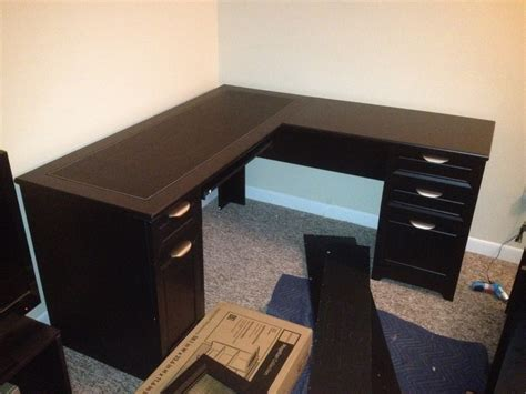 ikea l shaped desk hack l shaped office desk ikea home intended for household