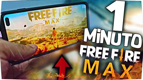 Garena free fire max mod apk 2.64.1 (money) + data android online. FREE FIRE MAX PARA ANDROID EN 1 MINUTO! - YouTube