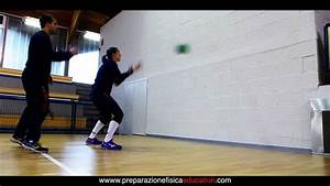 Exercises To Improve Reaction Time With Crazy Ball