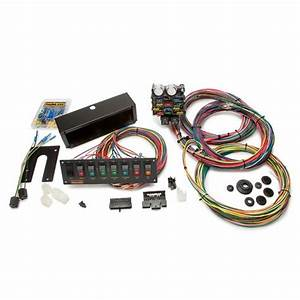 Painless Wiring 21 Circuit Pro Street Chassis Harness W