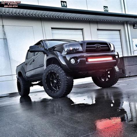 toyota tacoma moto metal mo wheels gloss black