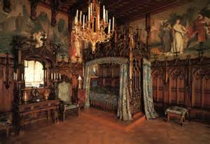 Royal Blue Bathroom Rug Set by World Wondering Preview Neuschwanstein Castle
