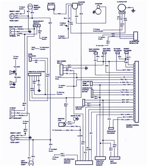 Ford Pickup Wiring Diagram Circuit Schematic Learn