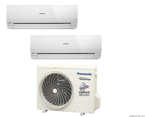 klimaanlage multi split panasonic re multi inverter klimaanlage mit 2