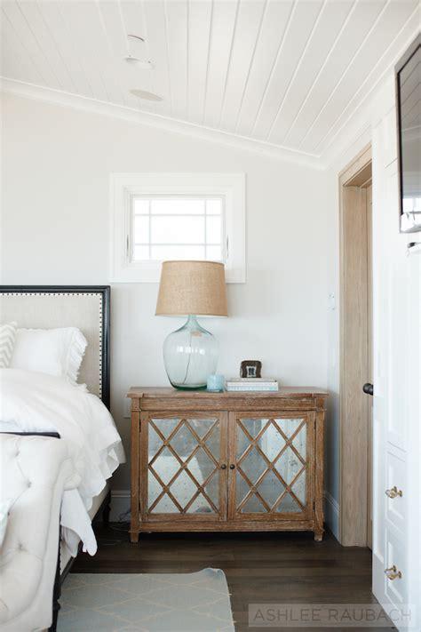 Fresh And Beachy Master Bedroom