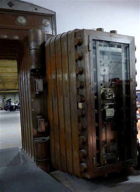 Ten Incredible Repurposed Bank Vaults  Recyclenation. Door Lock Box. Small Garage Door. Home Barn Doors. Hampton Bay Cabinet Doors. Shelf For Garage. Overhead Door Lansing. Epoxy Garage Floors. Great Garage Door