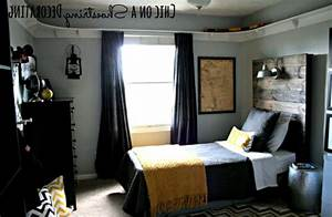 Home Design : 87 Interesting Teen Boy Room Ideass