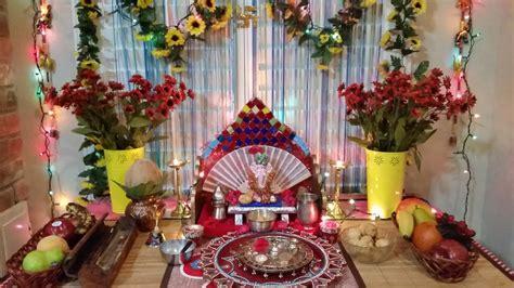 Ganapati Decoration Ideas - desikalakar